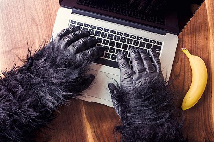 Atajos de teclado para diseñadores