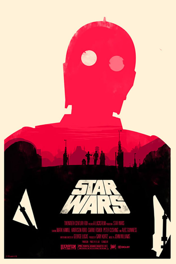 Olly-Moss-Star-Wars-Carteles-cine-alternativos-ilustracion-01