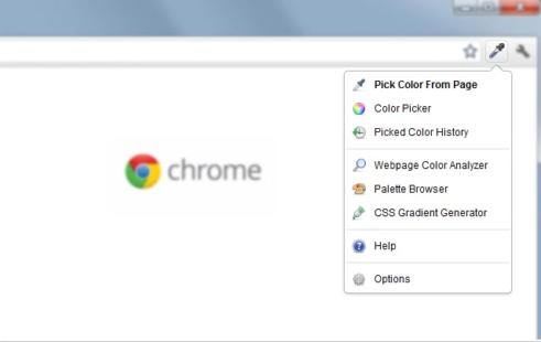 extensiones para tu navegador para chrome utilidades para web herramientas colorzilla