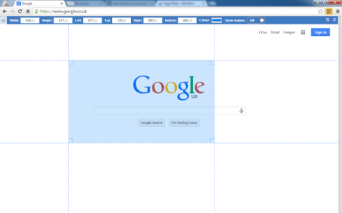 extensiones para tu navegador para chrome utilidades para web herramientas page ruler