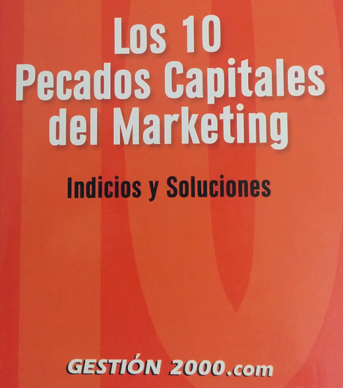 los diez pecados capitales del marketing koetler