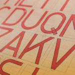 Hidden Treasures of Creativity tipografía adobe bauhaus